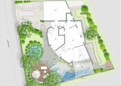Planungs-Ideen von Landschaftsarchitek Wendler in Schondorf am Ammersee