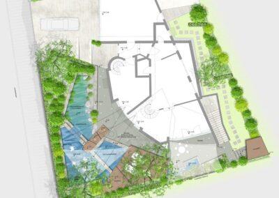 Entwurf - Landschaftsarchitektur-Büro Wendler in Schondorf am Ammersee