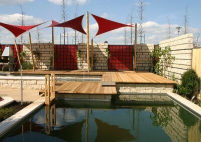 Gartenschau mit Landschaftsarchitekt Hubert Wendler